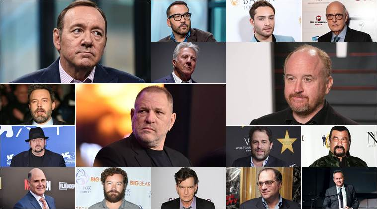 Hollywood actors accused of sexual assaulting Laffaz