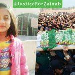 #JusticeForZainab -Zainab Ansari - 7 Year Old Raped & Murdered Brutally