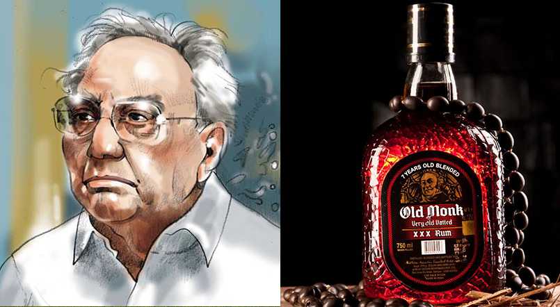 Kapil Mohan, Creator of Old Monk Dies - Laffaz Media