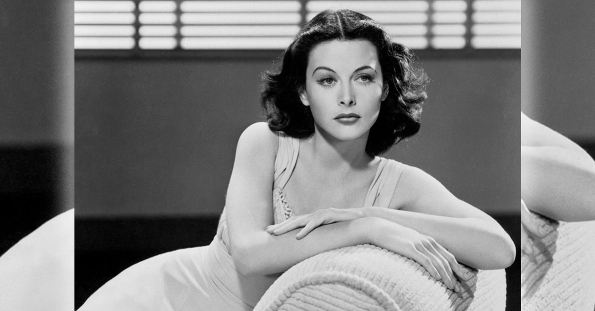 Hedy Lamarr quote