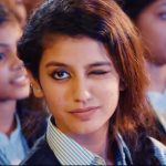 Priya Varrier - The Girl who became Internet Sensation with just a Wink