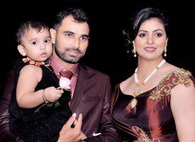 Mohammed Shami's Wife Hasin Jahan Accused him for Domestic Violence & Extra Marital Affairs-Laffaz