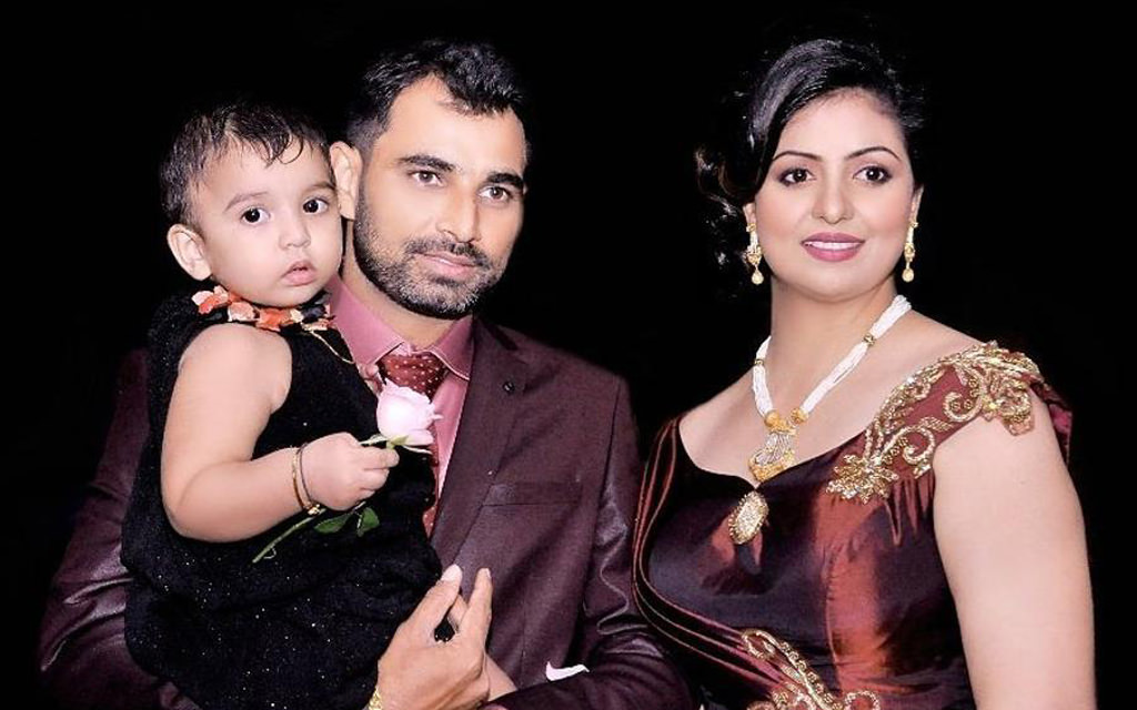 Mohammed Shami's Wife Hasin Jahan Accused him for Domestic Violence & Extra Marital Affairs-Laffaz