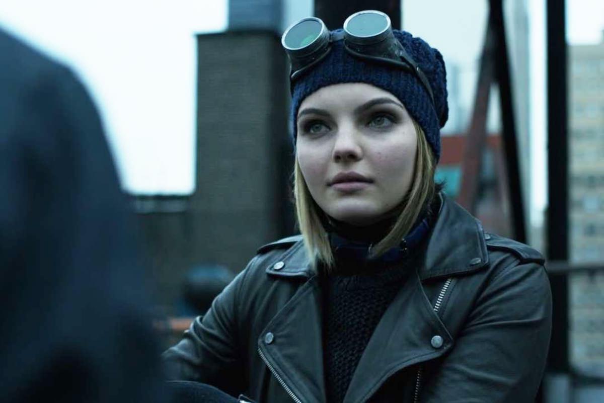 Cat-woman-Gotham-TV-Series