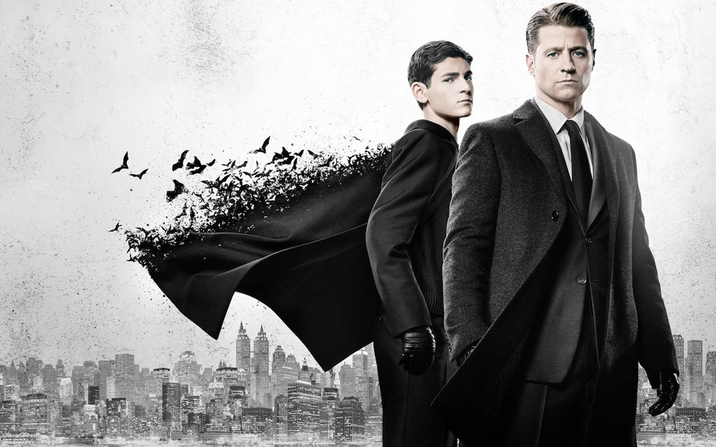Gotham TV Series Plot - Couldn't been Better