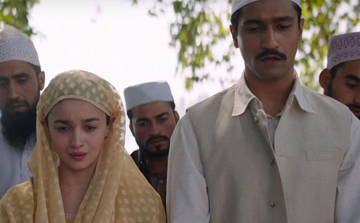 Sehmat and Iqbal Raazi