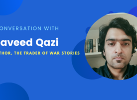 Naveed Qazi The Trader of War Stories