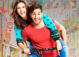 Badrinath Ki Dulhania is a modern movie
