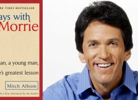 Tuesdays With Morrie – A Lesson on Love, Life & Death-Laffaz