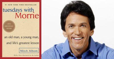 Tuesdays With Morrie – A Lesson on Love, Life & Death-Laffaz