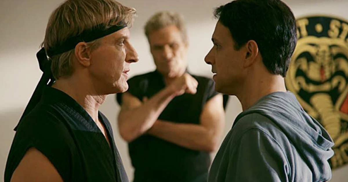 Cobra Kai Review on Laffaz
