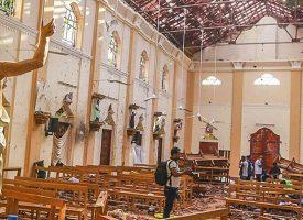 [LIVE] Sri Lanka Massacre - Series of 8 Bomb Blasts