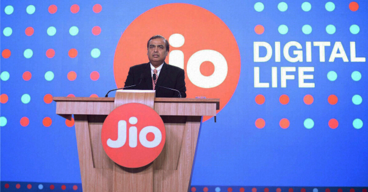 Jio Lays off 5000 Employees and workers for cost cutting