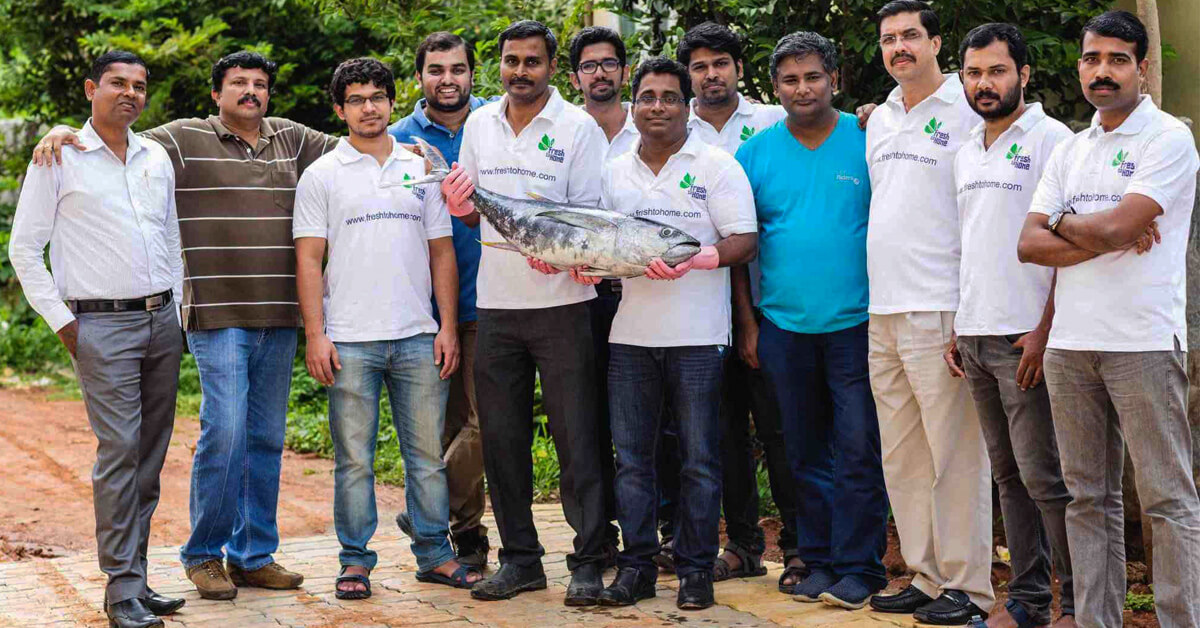 Freshtohome Raises $11 Mn from UAE's CE-Ventures