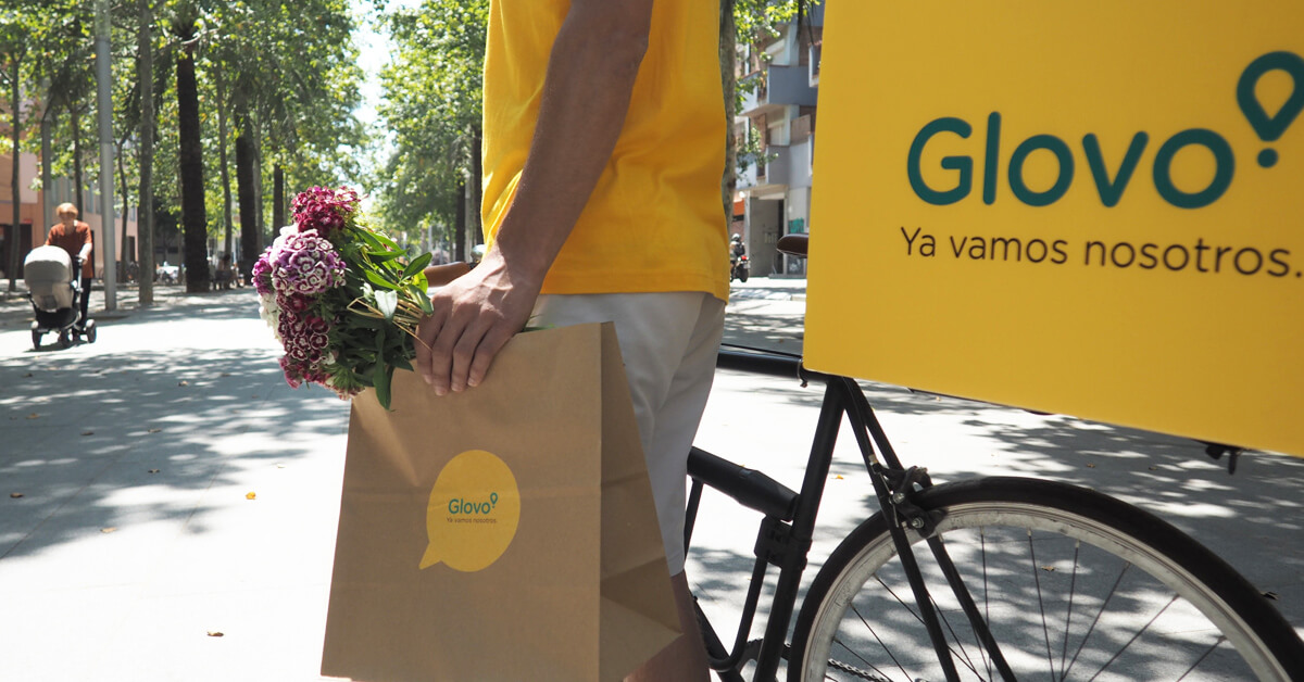Glovo Returns to Egypt in Charge of Breaking the law