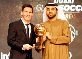 Lionel Messi to Receive Dubai Star for the Dubai Walk of Fame