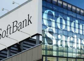softbank-teams-up-with-goldman-for-the-second-100-billion-raise