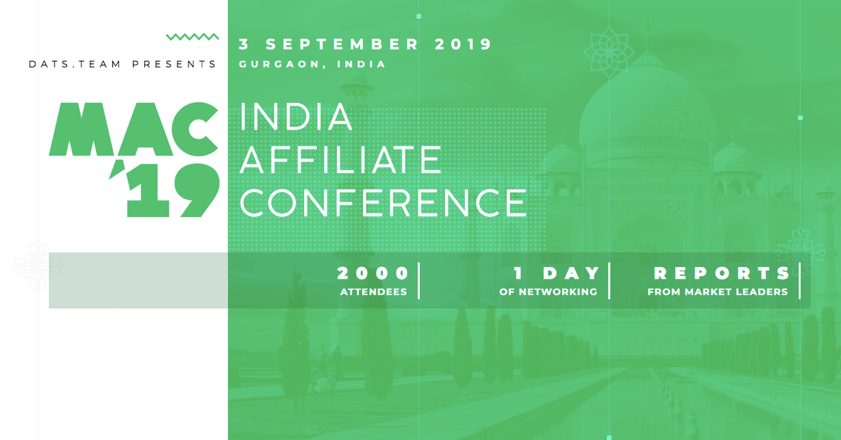 MAC Affiliate Conference India 2019