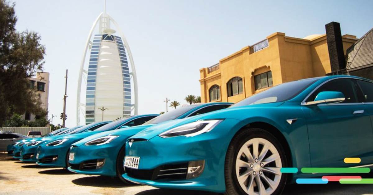 Dubai to Turn 90 Percent of Vehicles Eco-friendly by 2026