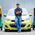 Dubai's Jabbar Invests in Indian ride-hailing Unicorn Ola