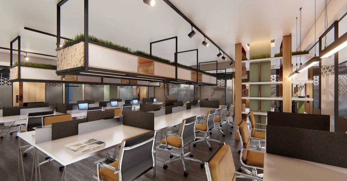 Dublin-based Kerten debuts its Co-working Concept Ouspace in the Middle East