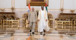 Indian Prime Minister Narendra Modi to Visit UAE on Friday
