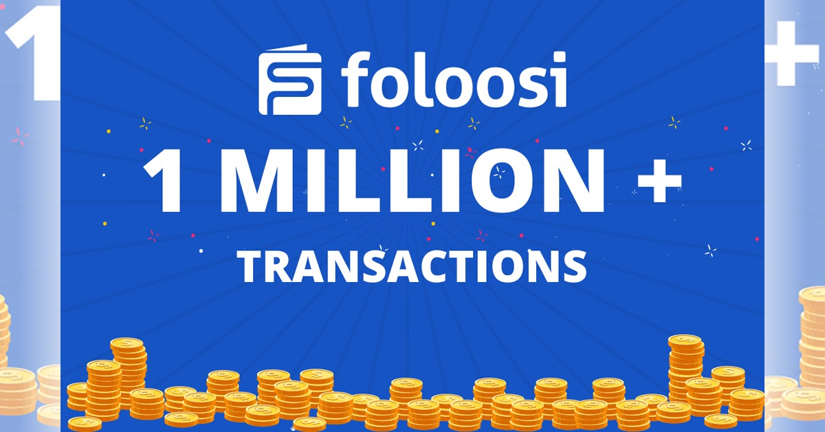 UAE's Foloosi Crosses AED 1 Mn Bi-Annual Gross Transaction Value