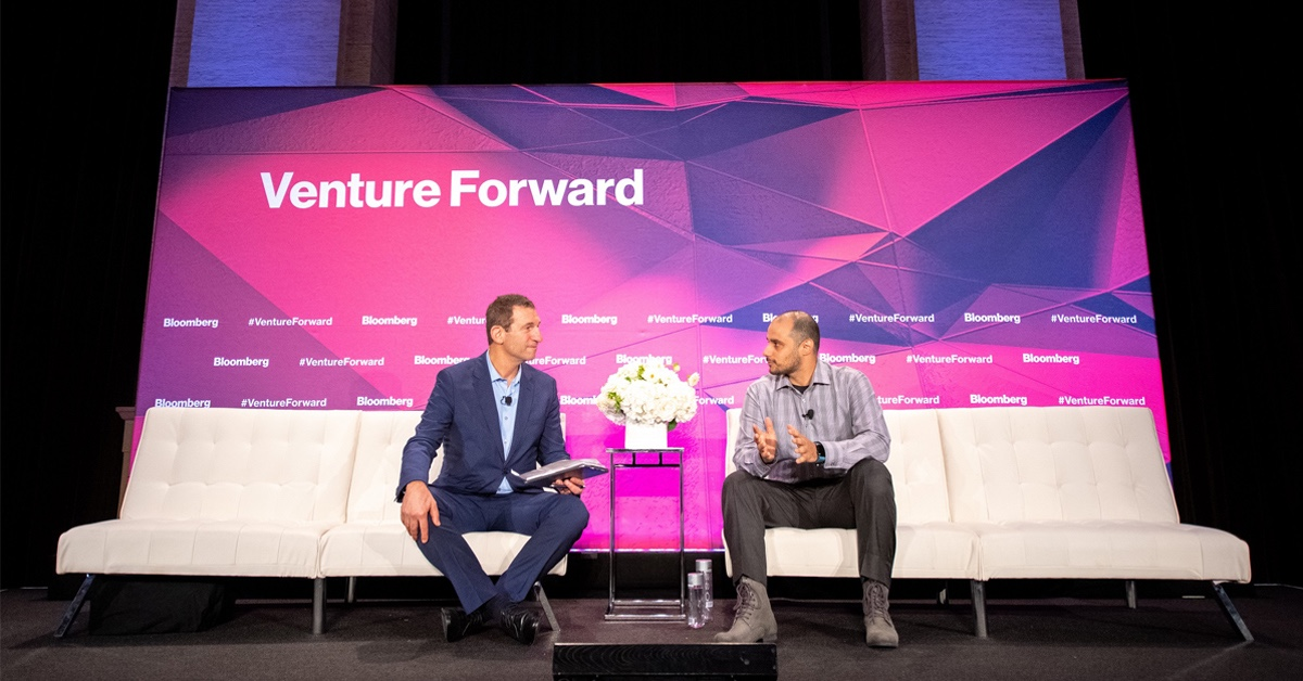 Video: Prince Khaled bin Alwaleed interviews live at Bloomberg's venture capital event in San Francisco