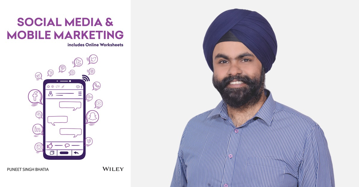 [Book Review] Social Media & Mobile Marketing by Punit Bhatia