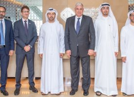 DIFC Receives Delegation from US-UAE Business Council