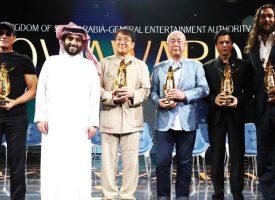 SRK, Jason Mamoa, Jackie Chan, Jean-Claude & Nobu chef garnish Saudi entertainment forum