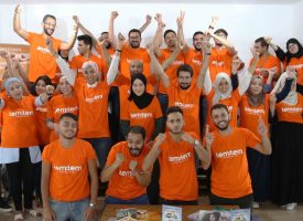 temtem ride-hailing startup from Algeria