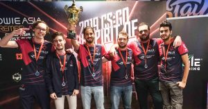 UAE-based 'YaLLa Esports' Qualifies for Three International Tournaments Worth $1.2 Mn