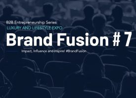 Venture Central with Annex Investments to host 7th #BrandFusion
