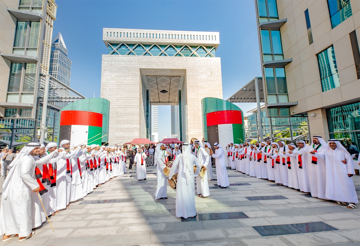 DIFC Celebration UAE 48th National Day
