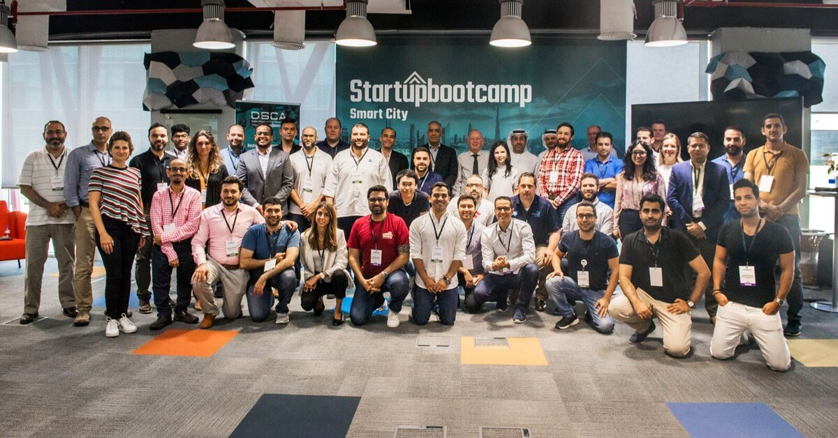 Dubai Smart City Accelerator welcomes 11 startups for its 2019 cohort