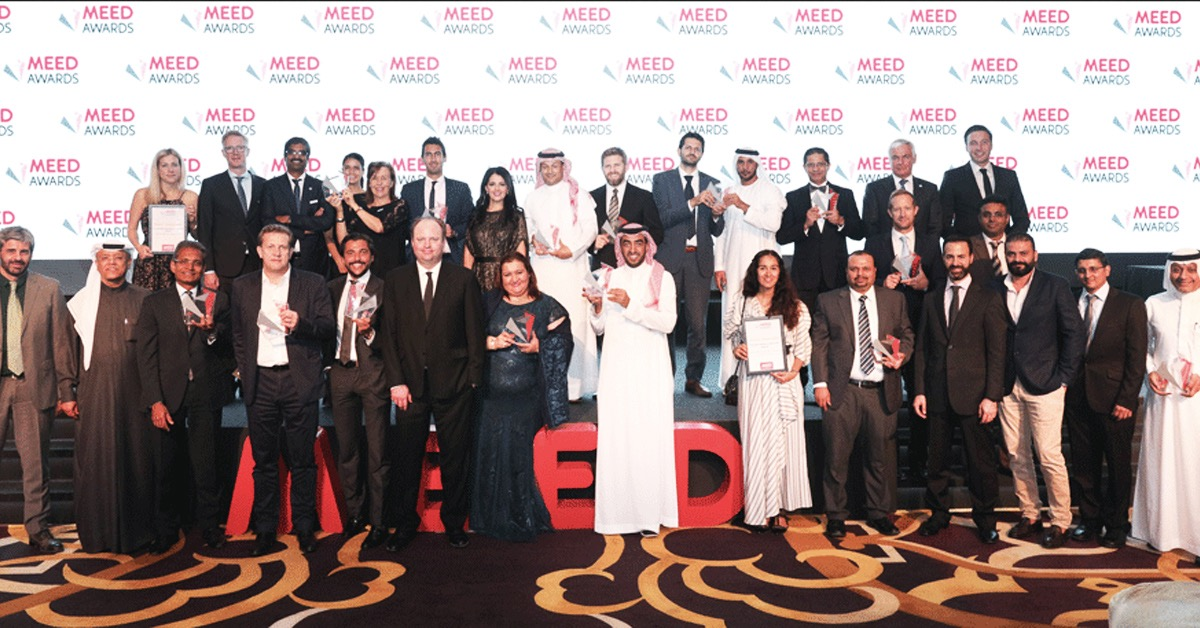 MEED Awards qualifiers recognised for role in developing the region's knowledge-based economy