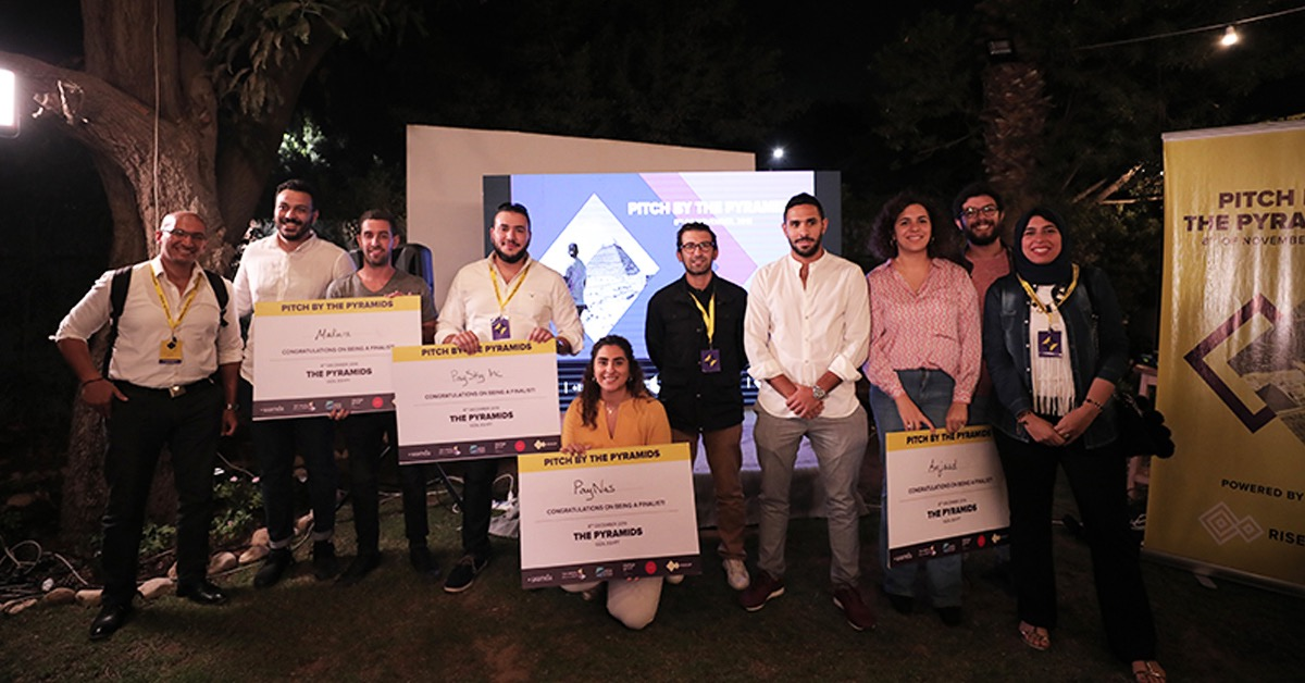 RiseUp selects 15 regional startups for 'Pitch by the Pyramids'