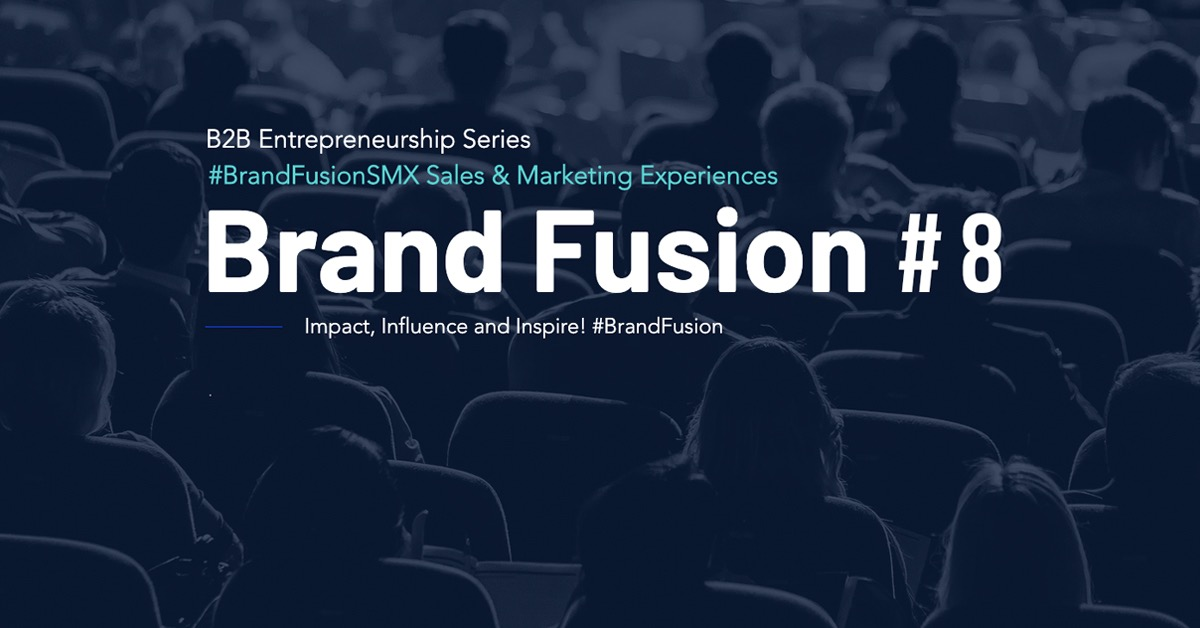 Venture Central and Annex Investments to host #BrandFusionSMX Sales & Marketing Experiences