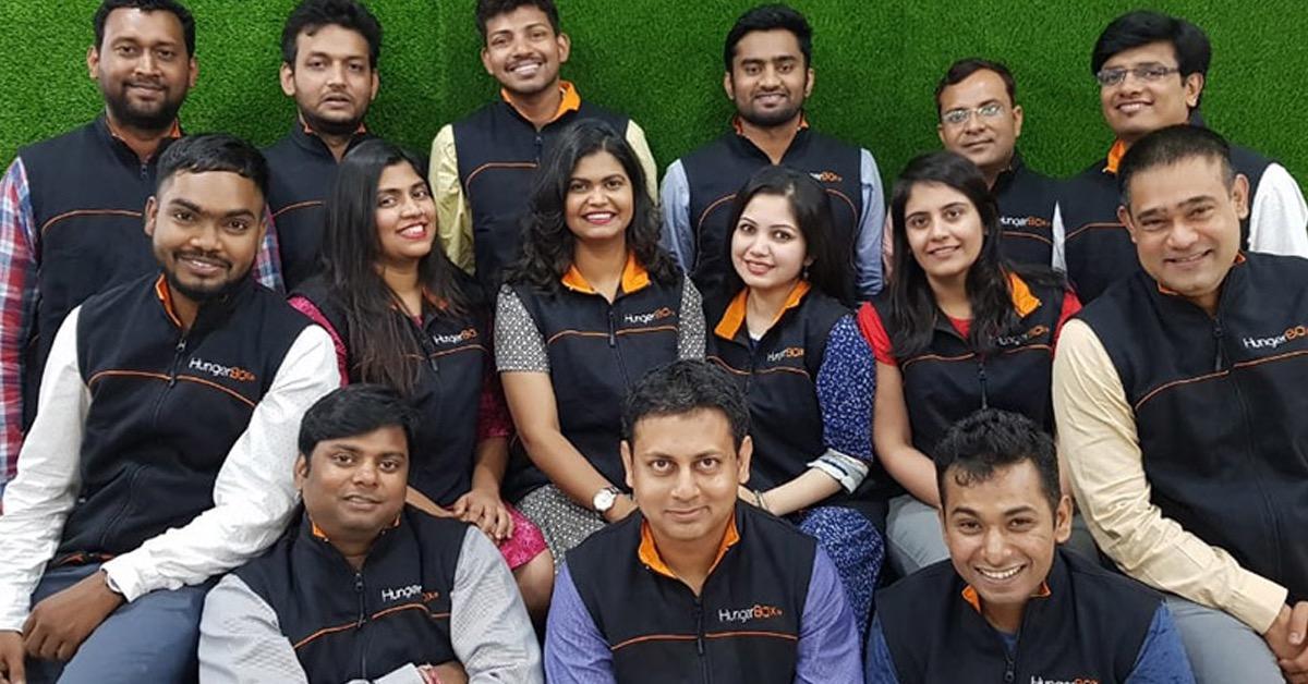 Bengaluru-based Foodtech startup HungerBox raises $12 Mn