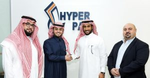 HyperPay - A leading payment processing platform of MENA raises 8 figures from Mad'a