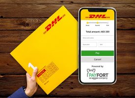 PAYFORT and DHL partnership