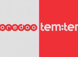 temtem partners with Ooredoo