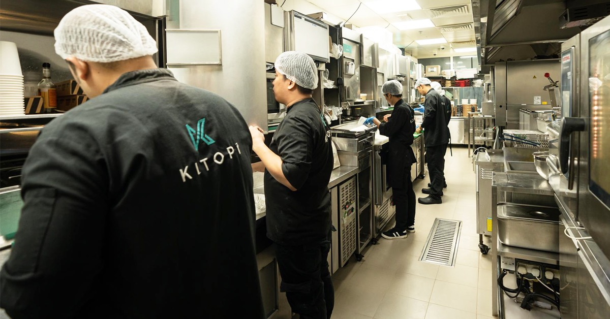 Kitopi - Dubai-based cloud kitchen platform raises $60 Mn from Knollwood and Lumia Capital