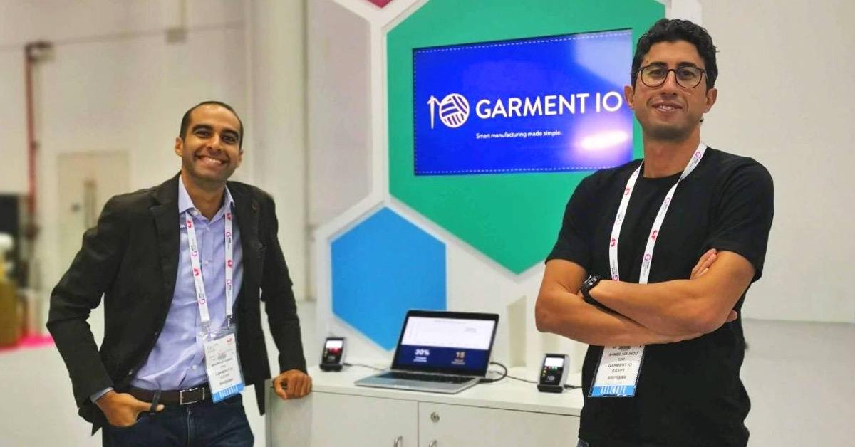 Garment IO funding