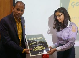 Goldenegg Invited Start-Up Pitches from Delhi University E- Cells at Moti Lal Nehru College