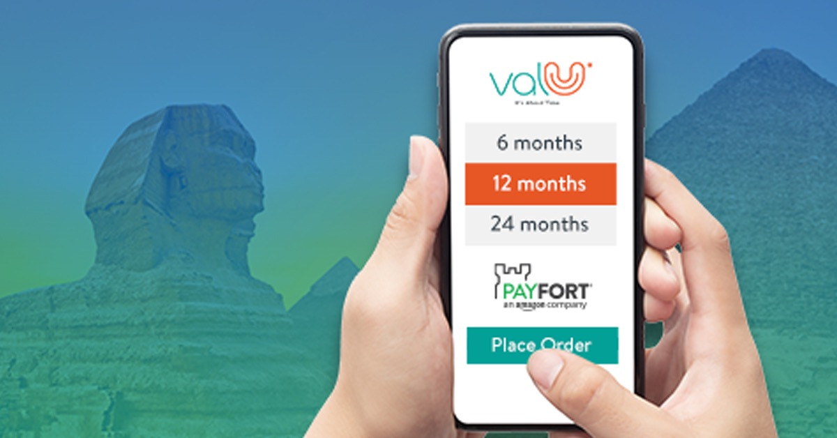 PAYFORT partners with valU to empower Egyptian consumers with multiple payment options