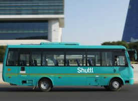 Shuttl - Office commutation app raises INR 24 Cr funding from Japan's Sojitz