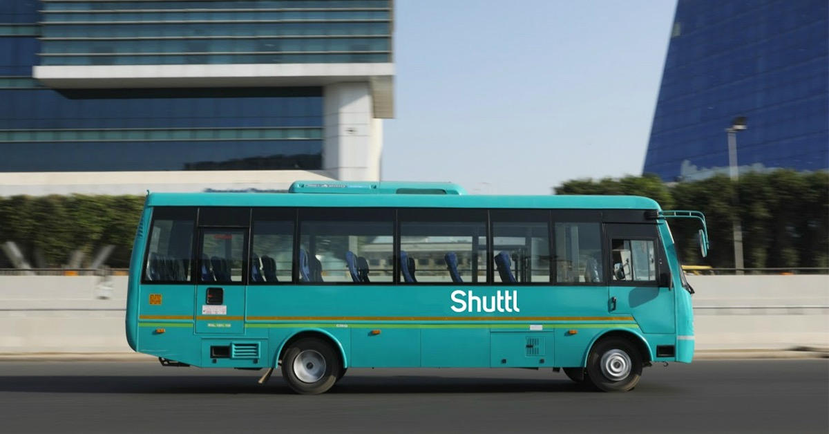 Shuttl - Office commutation app raises INR 24 Cr funding from Japan's Sojitz