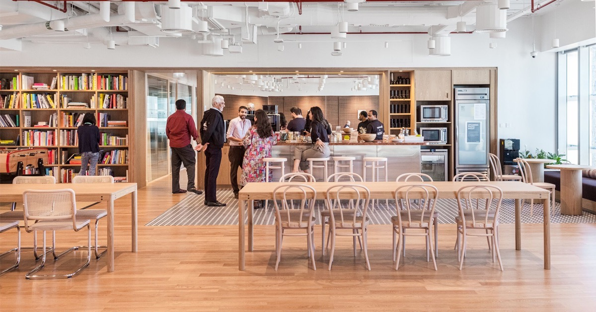 WeWork expands to the Middle East by launching its first space in Hub 71, Abu Dhabi